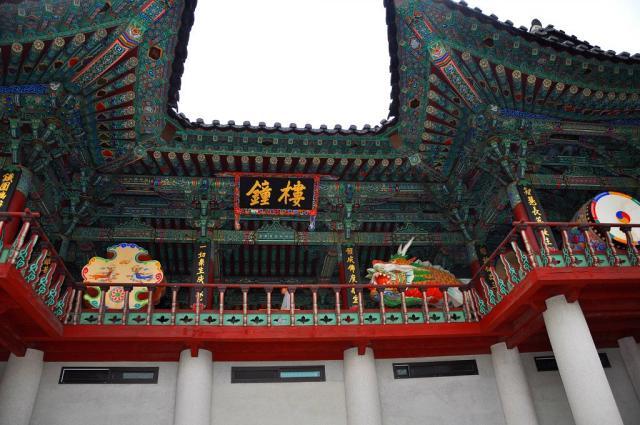 Bongeunsa Temple 2