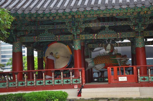 Bongeunsa Temple 3