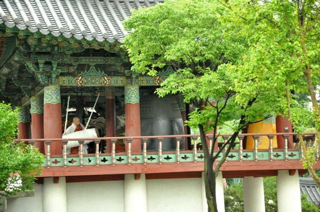 Bongeunsa Temple 4
