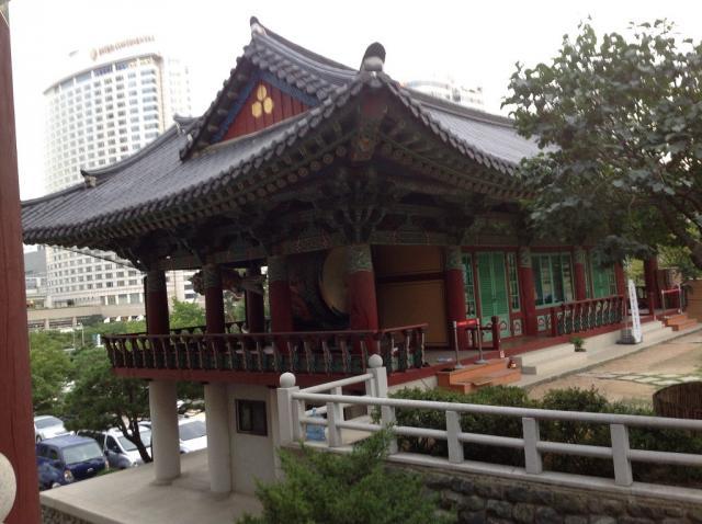 Bongeunsa Temple 5