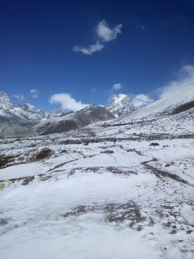 Высота 4000 м