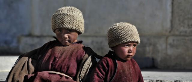 Ламаюрские мальчишки