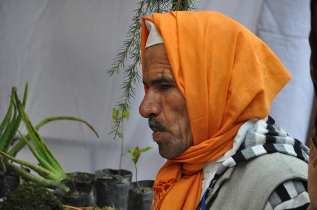 Рынок Dilli Haat, Delhi