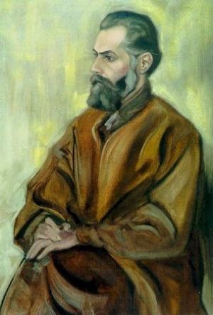 Святослав Рерих: Автопортрет