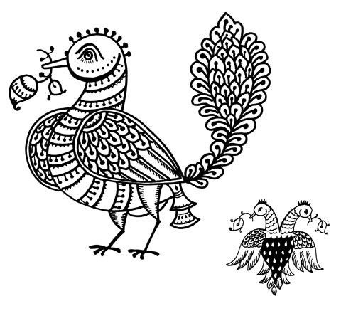 Распрекрасные узоры хной - мехенди. Узоры и символы в Менди. Индия