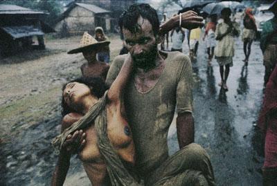 беженцы из Бангладеш в Индию