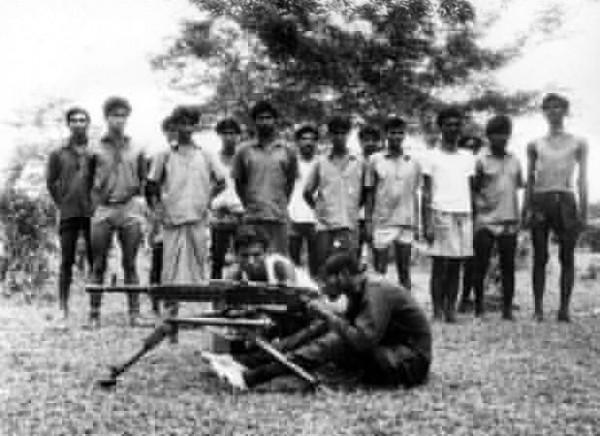 бангладешские партизаны