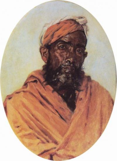 Мусульманин-слуга. 1882-1883