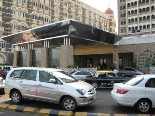 Отель Тадж