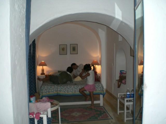 комната внутри