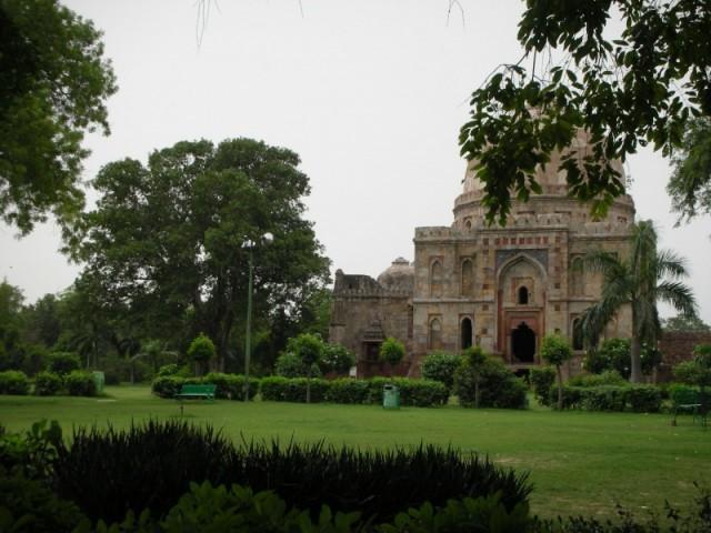 Захоронения султана Лоди