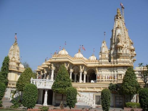Ахмедабад, Свами Нараян темпл