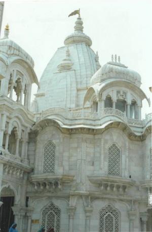Храм Кришна-Баларам