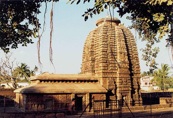 Храмы Бхубанешвара
