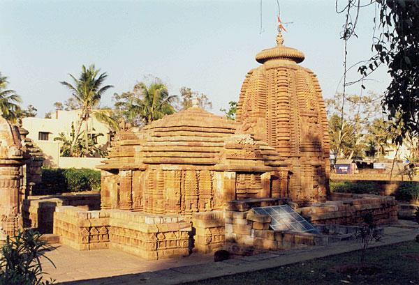 Храмы Бхуванешвара
