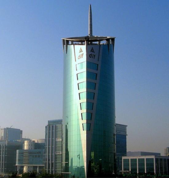 Один из офисных центров в Гургаоне