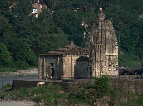 Храм Бхутнатх в Манди