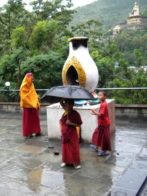 монастырь Дрикунг Кагью