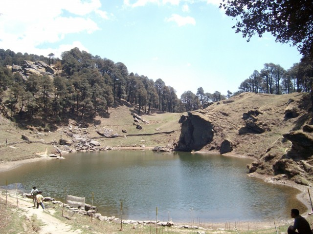 Selesvar Lake