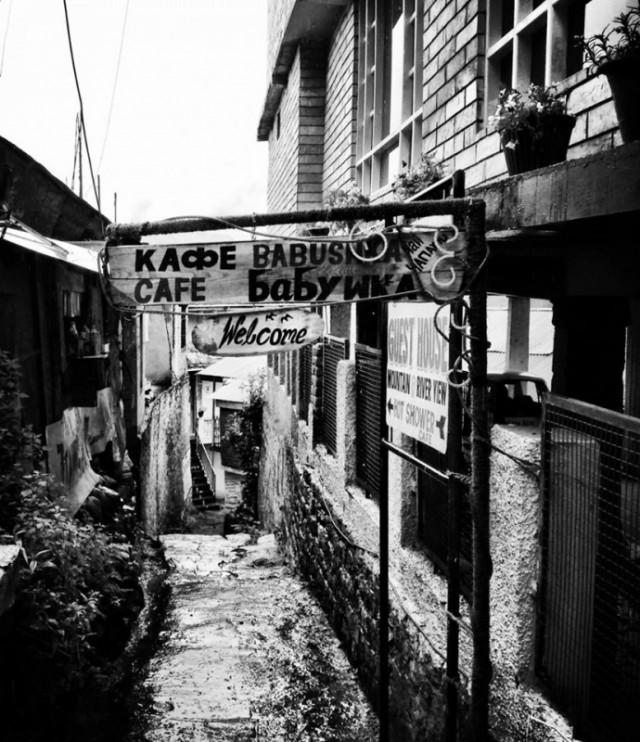 Babushka Cafe 01