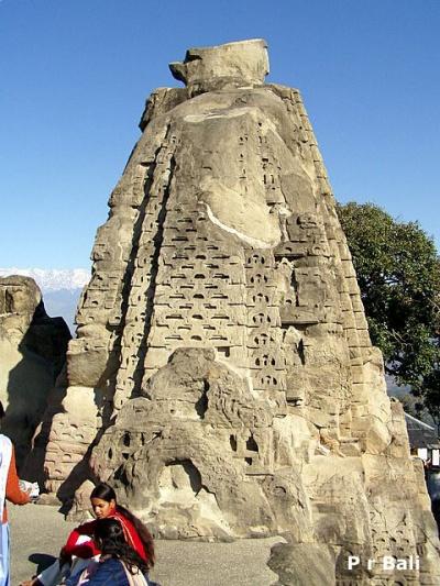Храм в Масруре