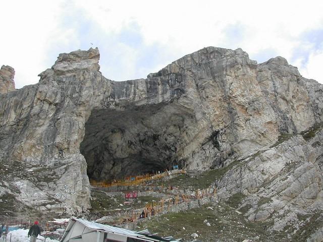 Пещера Амарнатх