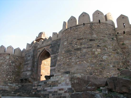 Форт Калинджар