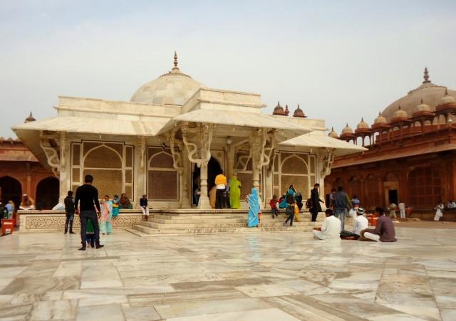 Мавзолей святого Шейха Салима Чишти