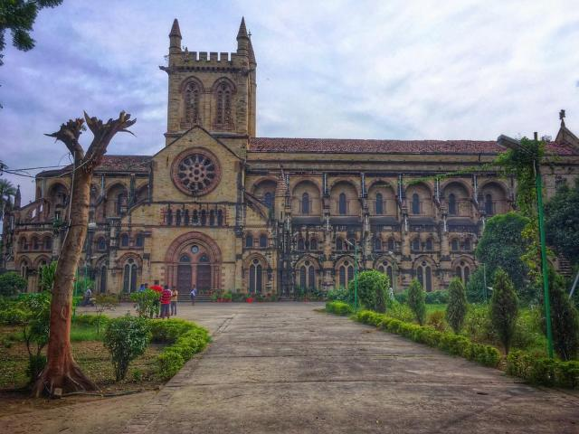 Кафедральный собор в Аллахабаде