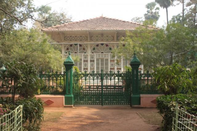Дом Рабиндранатха Тагора