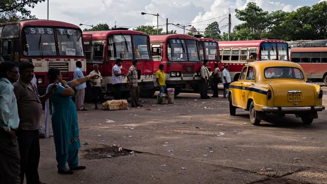 Esplanade Bus Terminus