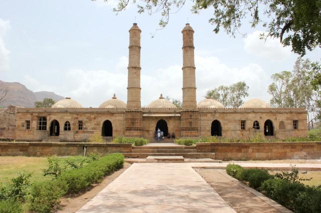 Мечеть Сахар-ки-Масджид
