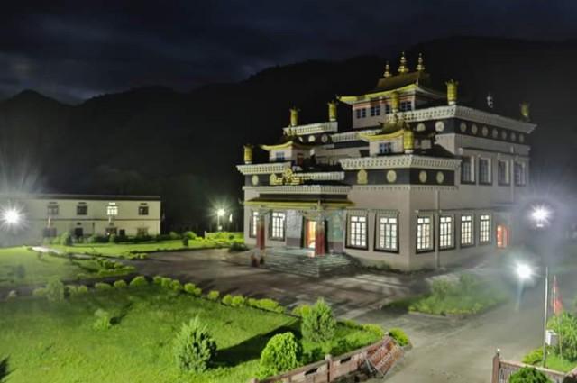 Монастырь Пальал в Тутинге (Palyal Temple)