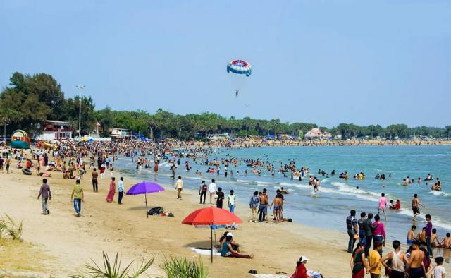Пляж Нагоа