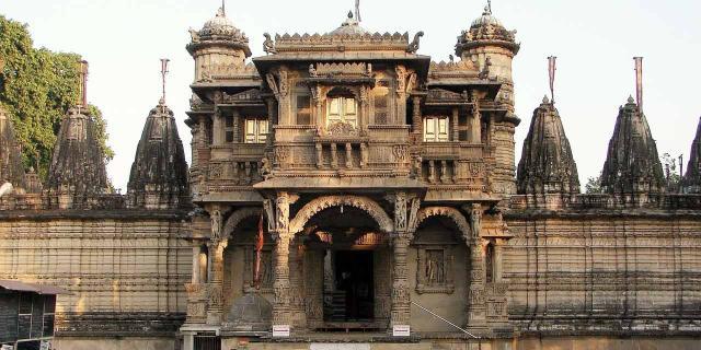 Джайнистский храм Хатхисингх