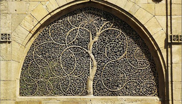 Джали в Мечети Сиди Саид