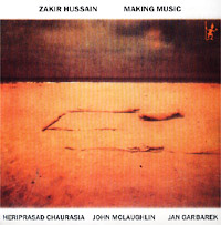 Hussain Zakir. Making Music