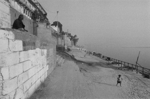 на берегах Ганги