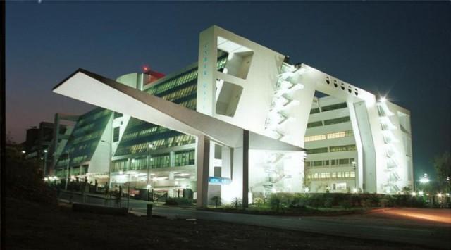 """Хайтек-Сити в Хайдерабаде (Андхра-предеш) - индийской """"Силиконовой Долине"""" - символ современной Индии"""