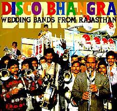 Обложка диска «Disco Bhangra»