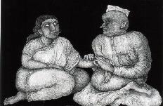"""Джоген Чоудхури. """"Мужчина и женщина"""" (1987)"""