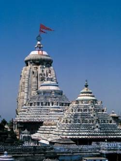 Храм Джаганнатха в Пури, Индия