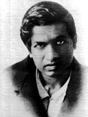 Индийский математик Рамануджан