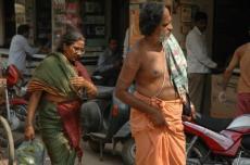 Фестиваль Дивали в Варанаси, Индия