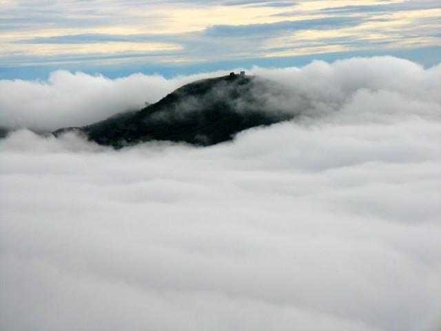 Море тумана