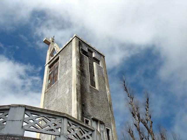 В Кодайканале много христианских церквей