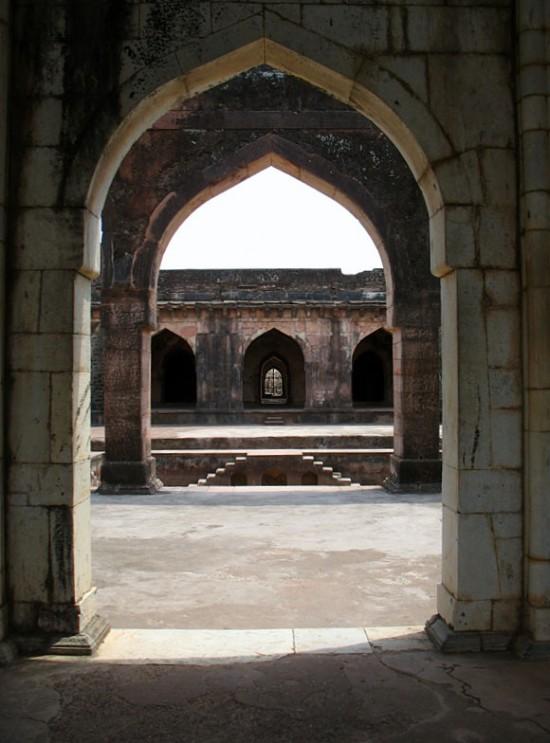 Манду. Во дворце Бахадура