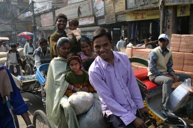 Делийский траффик
