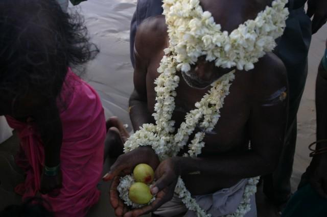 Мамалапурам. Приношение богам