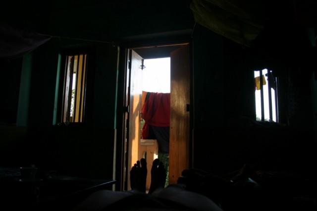 Комната в Пинк хаусе